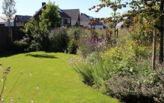 Middelgrote tuin in Oss