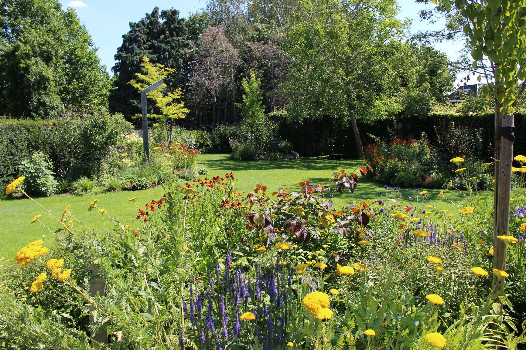 Tuin met water LipsGroen