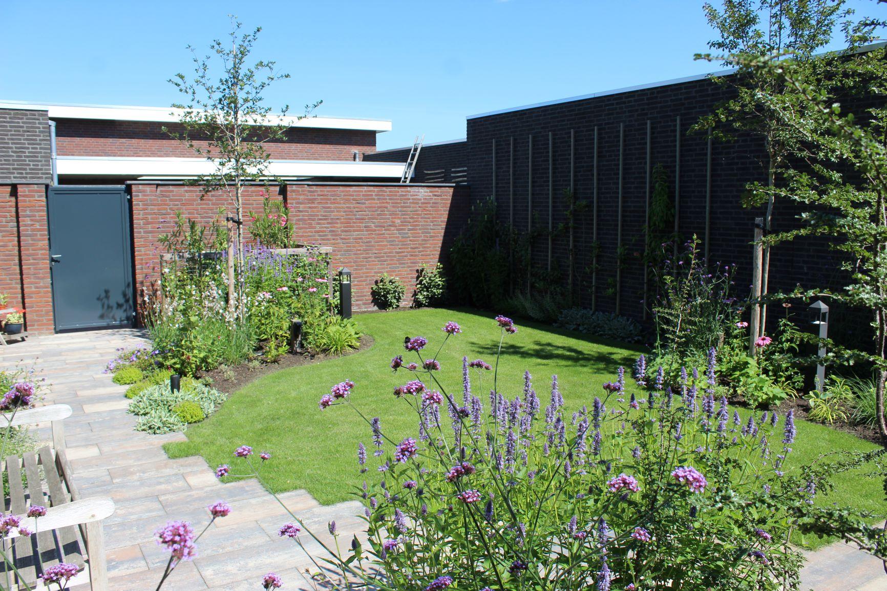 Onderhoudsvrije tuinen