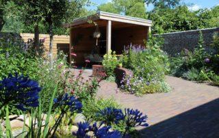 Kleine tuin Oss