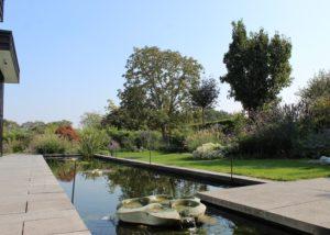 Middelgrote tuin in Volkel