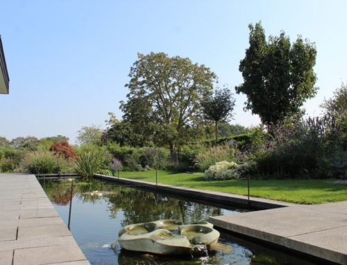 Ontspan in uw tuin