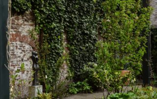 Tuin in hartje centrum
