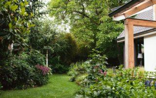 Middelgrote tuin Nistelrode